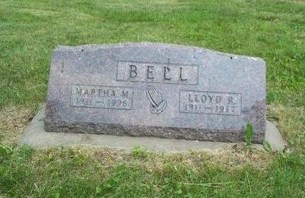 BELL, LLOYD R. - Washington County, Iowa | LLOYD R. BELL