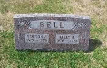 BELL, LILLY H. - Washington County, Iowa | LILLY H. BELL
