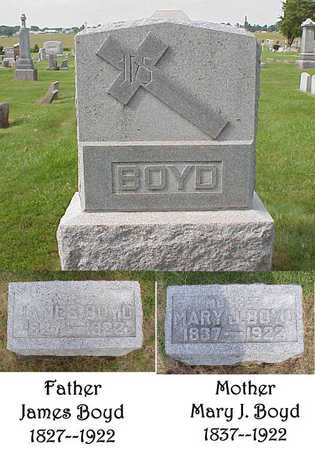 BOYD, MARY JANE - Washington County, Iowa | MARY JANE BOYD