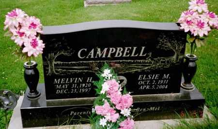 CAMPBELL, ELSIE M. - Washington County, Iowa | ELSIE M. CAMPBELL