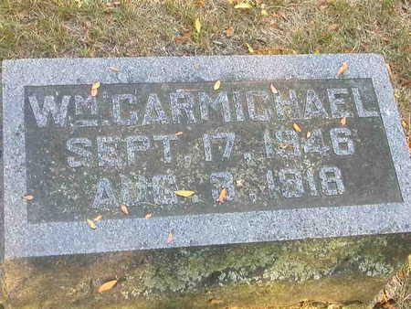 CARMICHEAL, WILLIAM - Washington County, Iowa | WILLIAM CARMICHEAL
