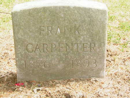 CARPENTER, FRANK - Washington County, Iowa | FRANK CARPENTER