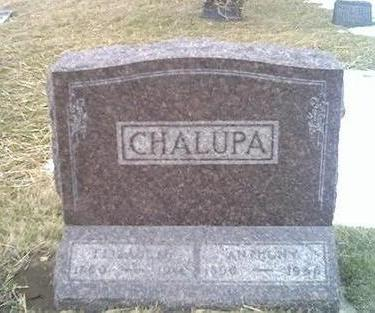 CHALUPA, ANTHONY - Washington County, Iowa | ANTHONY CHALUPA