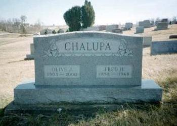 CHALUPA, FRED H. - Washington County, Iowa | FRED H. CHALUPA
