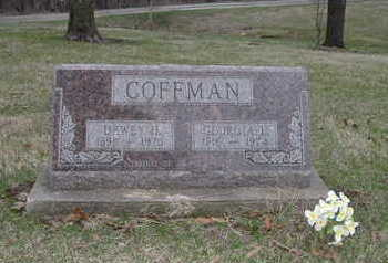 COFFMAN, DEWEY H. - Washington County, Iowa | DEWEY H. COFFMAN