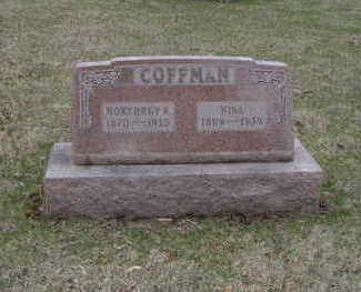 COFFMAN, NINA - Washington County, Iowa | NINA COFFMAN