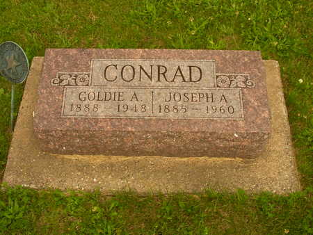 CONRAD, GOLDIE A. - Washington County, Iowa | GOLDIE A. CONRAD