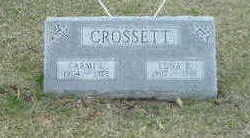 CROSSETT, CARMI L. - Washington County, Iowa | CARMI L. CROSSETT