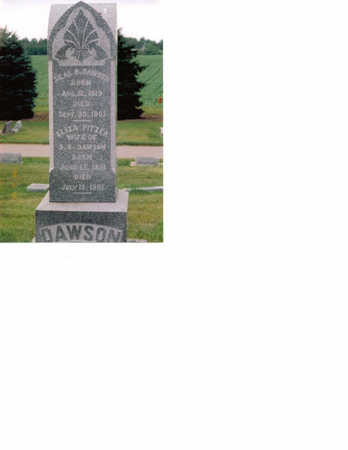 DAWSON, SILAS - Washington County, Iowa | SILAS DAWSON