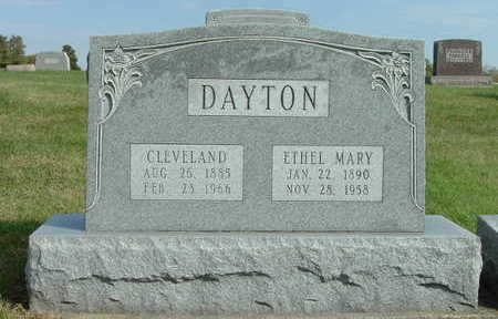 DAYTON, ETHEL MARY - Washington County, Iowa | ETHEL MARY DAYTON