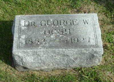 DOSH, DR. GEORGE W. - Washington County, Iowa | DR. GEORGE W. DOSH