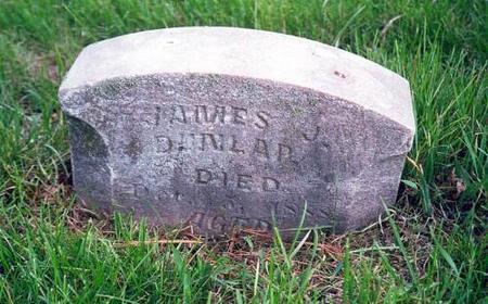 DUNLAP, JAMES J. - Washington County, Iowa   JAMES J. DUNLAP