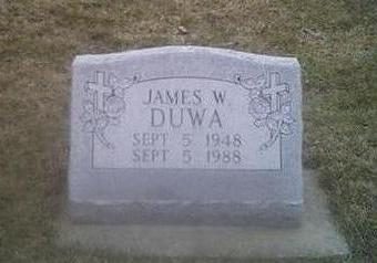DUWA, JAMES - Washington County, Iowa | JAMES DUWA