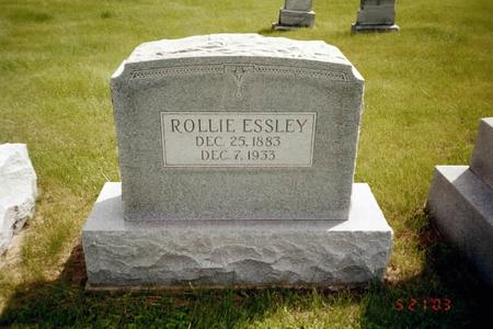 ESSLEY, ROLLIE - Washington County, Iowa | ROLLIE ESSLEY