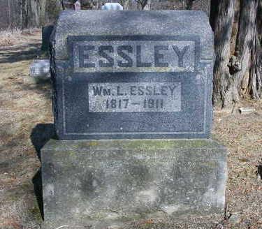ESSLEY, WM. L. - Washington County, Iowa | WM. L. ESSLEY