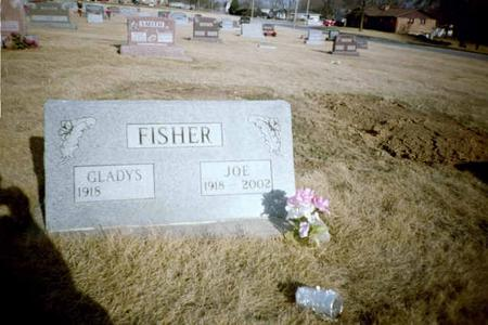 FISHER, JOE - Washington County, Iowa | JOE FISHER