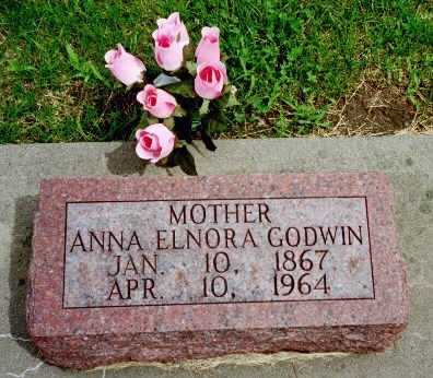 GODWIN, ANNA ELNORA - Washington County, Iowa | ANNA ELNORA GODWIN