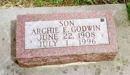 GODWIN, ARCHIE E. - Washington County, Iowa | ARCHIE E. GODWIN