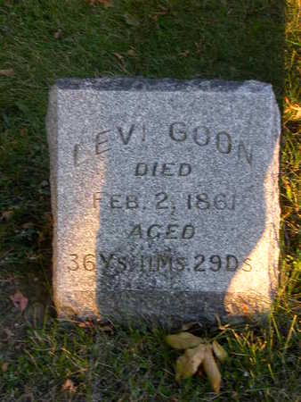 GOON, LEVI - Washington County, Iowa | LEVI GOON