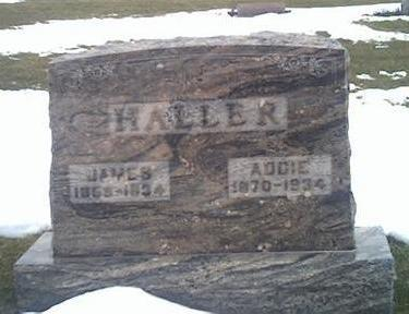 HALLER, ADDIE - Washington County, Iowa | ADDIE HALLER