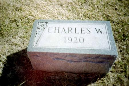 HELWICK, CHARLES W. - Washington County, Iowa | CHARLES W. HELWICK