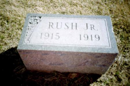 HELWICK, RUSH JR. - Washington County, Iowa | RUSH JR. HELWICK