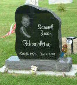 HESSELTINE, SAMUEL IRVIN - Washington County, Iowa   SAMUEL IRVIN HESSELTINE