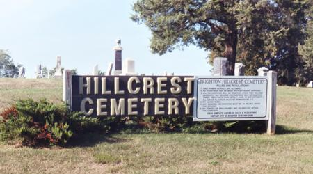 HILLCREST, CEMETERY - Washington County, Iowa | CEMETERY HILLCREST