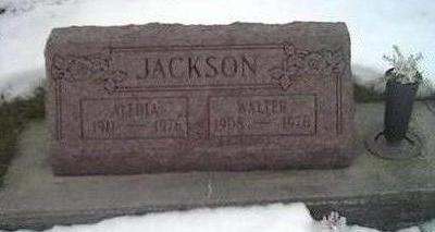JACKSON, ALEDIA - Washington County, Iowa | ALEDIA JACKSON