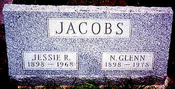 JACOBS, NELVILLE GLENN - Washington County, Iowa | NELVILLE GLENN JACOBS