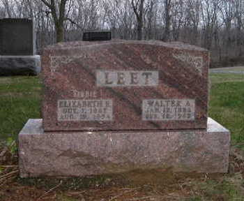 LEET, ELIZABETH E. - Washington County, Iowa | ELIZABETH E. LEET