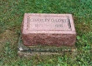 LOWE, CHARLEY O, - Washington County, Iowa | CHARLEY O, LOWE