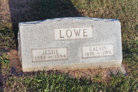 LOWE, CALVIN - Washington County, Iowa | CALVIN LOWE