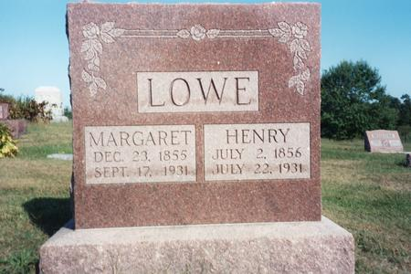 LAWS/ECKENROLL LOWE, MARGARET - Washington County, Iowa | MARGARET LAWS/ECKENROLL LOWE