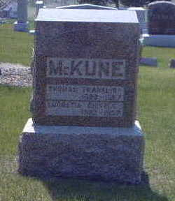 MCKUNE, THOMAS FRANKLIN - Washington County, Iowa | THOMAS FRANKLIN MCKUNE