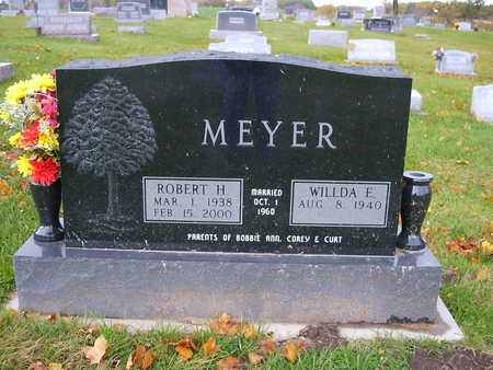 MEYER, WILLDA - Washington County, Iowa | WILLDA MEYER