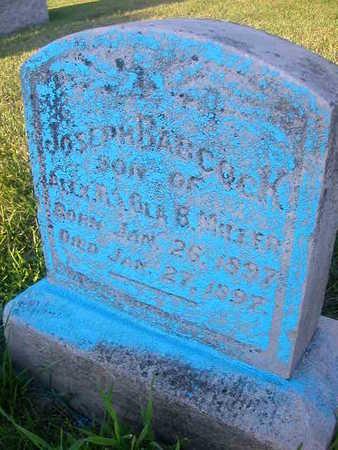 MILLER, JOSEPH BABCOCK - Washington County, Iowa | JOSEPH BABCOCK MILLER