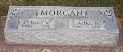 MORGAN, JAMES M. - Washington County, Iowa | JAMES M. MORGAN