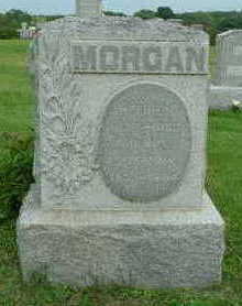 MORGAN, RUEBEN - Washington County, Iowa | RUEBEN MORGAN