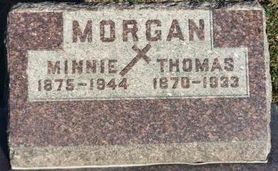 MORGAN, THOMAS - Washington County, Iowa | THOMAS MORGAN