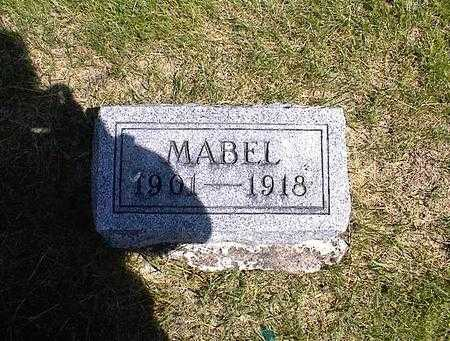 PAGE, MABEL - Washington County, Iowa | MABEL PAGE