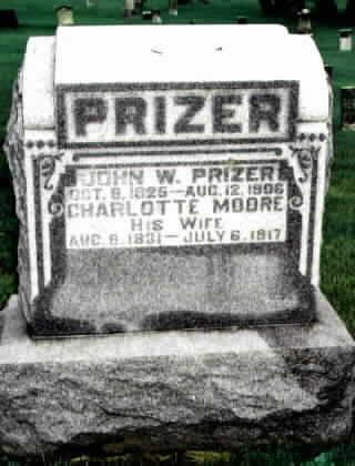 PRIZER, JOHN W. - Washington County, Iowa | JOHN W. PRIZER