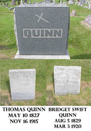 QUINN, THOMAS - Washington County, Iowa | THOMAS QUINN