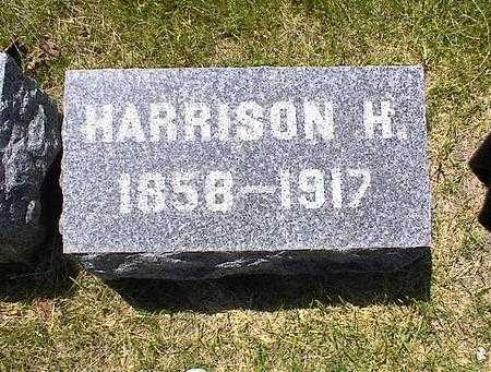 RATHMELL, HARRISON H. - Washington County, Iowa | HARRISON H. RATHMELL