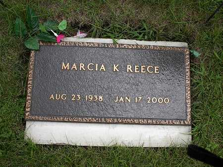 REECE, MARCIA K. - Washington County, Iowa | MARCIA K. REECE