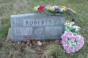 ROBERTS, CARL E. - Washington County, Iowa   CARL E. ROBERTS