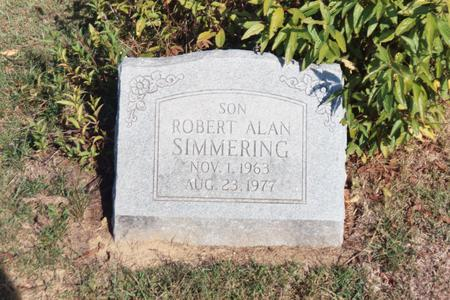 SIMMERING, ROBERT ALAN - Washington County, Iowa | ROBERT ALAN SIMMERING