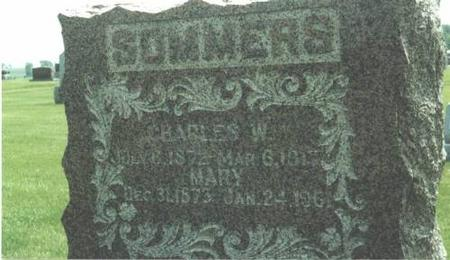 SOMMERS, CHARLES & MARY - Washington County, Iowa | CHARLES & MARY SOMMERS