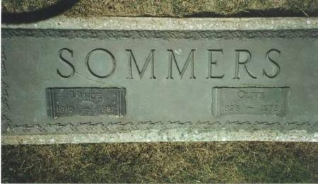 SOMMERS, VANCE & OLIVE - Washington County, Iowa | VANCE & OLIVE SOMMERS