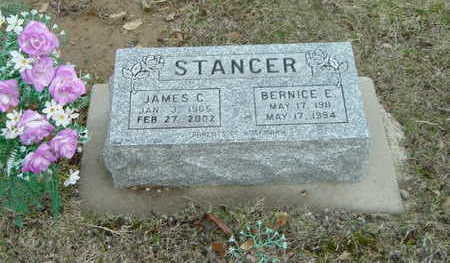 STANCER, JAMES C. - Washington County, Iowa | JAMES C. STANCER